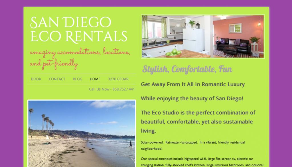 San Diego Eco Rentals