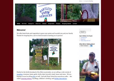 Bartlett Farm Services