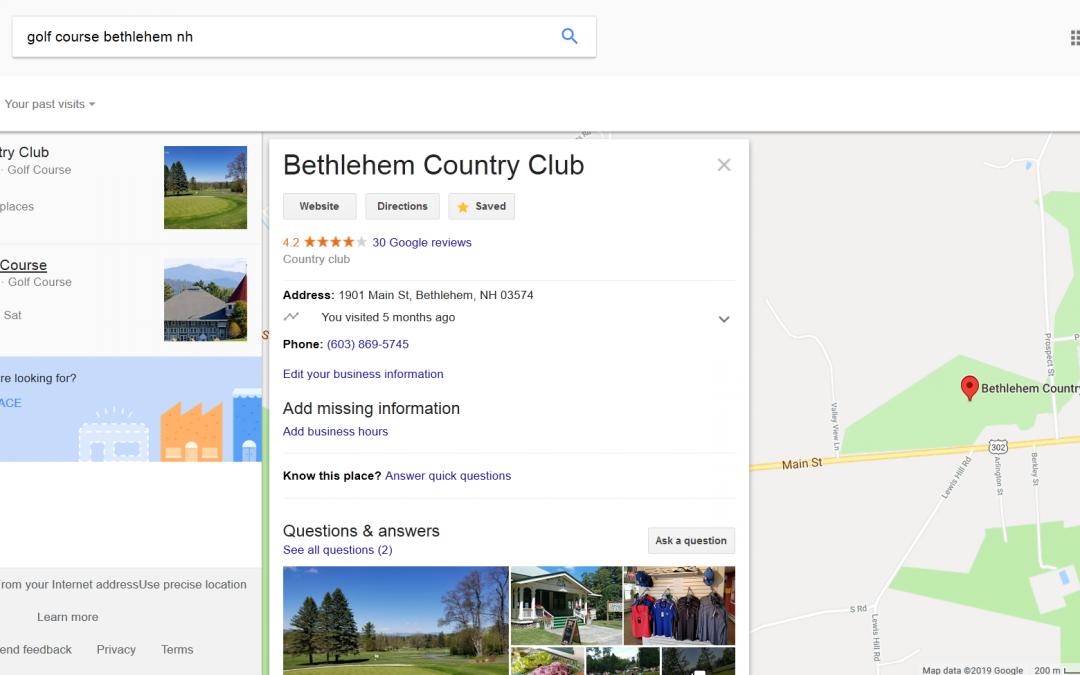 Google Business Profile Checklist