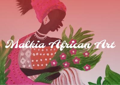 Malkia African Art