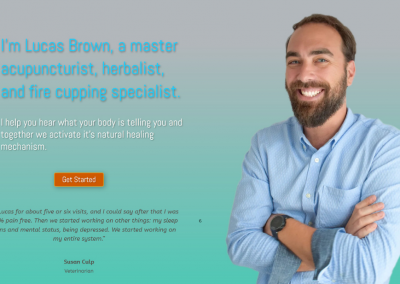 Lucas Brown Acupuncture